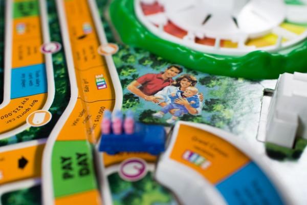 Having children (The Game of Life)