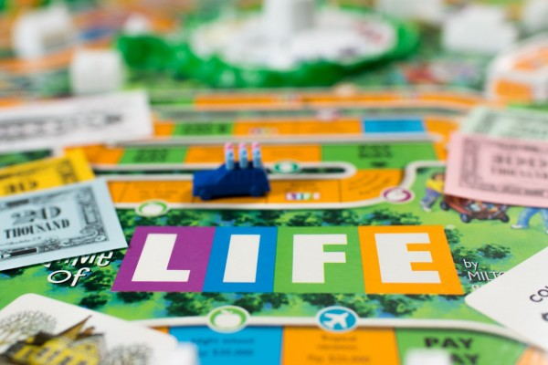 The Game of Life, entrepreneur, life, business, family, and money