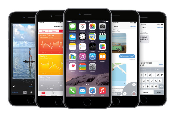 iOS 8 review from former Android user